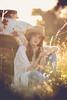 1M8A8498 (mozzie71) Tags: teen 13yo auusie star dancer model actress sunset summer sun glow golden cute cowgirl cowboy hat