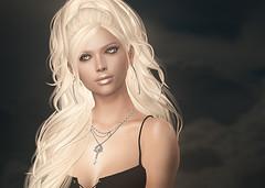 Just me :) (Mandy (Taking a few clients!) :)) Tags: beauty blonde blond avatar eyes sexy glamour girl graphicart grayeyes girls headshot hair hot virtualreality virtualworld virtualgirl jewelry lumipro model makeup mesh portrait secondlife tanned windlight