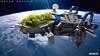 Orbiting... (Horcik Designs) Tags: spaceship cargo lego ncs kostkyorg space
