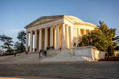 Thomas Jefferson Memorial, Washington, D.C. (mklinchin) Tags: washington districtofcolumbia unitedstates us