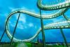 In the loop (Blende57) Tags: tigerturtle duisburg bluehour wideangle art industry ruhrgebiet ruhrarea