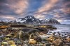 My kind of country (steinliland) Tags: pebbles lofotenisland arcticnature mountain coastallandscape epic rthereal scenic