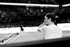 Roger Federer (romanboed) Tags: leica m 240 summilux 50 europe netherlands holland rotterdam tennis tournament atp 500 abn amro world sport match player stadium arena ahoy court champion