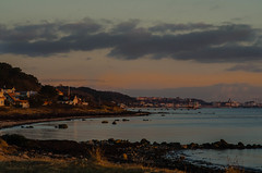 Hittarp view (frankmh) Tags: landscape seascape evening sky hittarp helsingborg skåne sweden outdoor