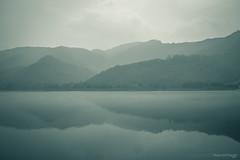 IMG_5790 (kevinho86) Tags: bw blackwhite 40mm snapshot reflection monochrome canon fog art simple