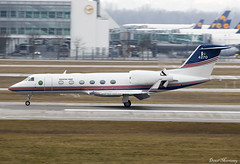 Pakistan Army G450 4270 (birrlad) Tags: munich muc international airport germany aircraft aviation airplane airplanes approach arrival arriving finals landing landed runway bizjet private passenger jet 4270 gulfstream aerospace givx g450 glf4 pakistan army military government state generalqamarjavedbajwa security conference