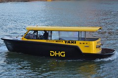 Watertaxi MSTX 9 (Hugo Sluimer) Tags: aeolus portofrotterdam port haven huisman huismanequipment onzehaven nlrtm schiedam nederland zuidholland holland