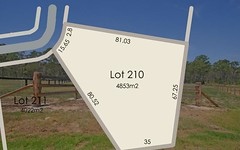 Lot 210 Elvin Circuit, Millfield NSW