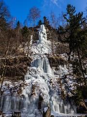 Romkerhaller Wasserfall 032018 01 (U. Heinze) Tags: winter wasser eis harz okertal olympus 1240mm oker