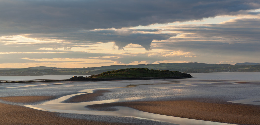 Cramond Island, Edinburgh