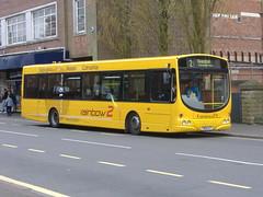 trent barton 648 Ilkeston (Guy Arab UF) Tags: trent barton 648 fn04htt scania l94ub wright solar bus ilkeston wharncliffe road wellglade group buses wellgladegroup