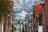 L'Opéra vu depuis la rue du Péri (Liège 2018) (LiveFromLiege) Tags: liège luik wallonie belgique architecture liege lüttich liegi lieja belgium europe city visitezliège visitliege urban belgien belgie belgio リエージュ льеж