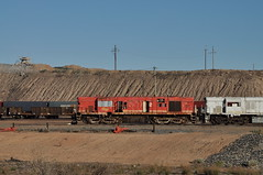 Broken Hill 45s (highplains68) Tags: aus australia rail railway railroad nsw newsouthwales brokenhill 45class goodwinalco