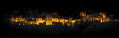 mirador de San Miguel (por agustinruizmorilla) Tags: san miguel mirador granada wonder maravillas city ciudad night noche architecture arquitectura
