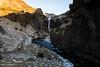 Contemplation (Daniel Moreira) Tags: kvernufoss waterfall ice icicle frozen iceland icelandic islande ísland islândia islanda kverna river snow water