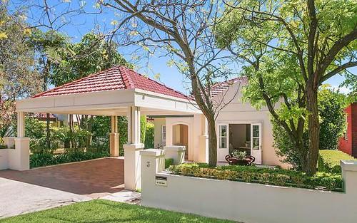 3 Alexander Av, Mosman NSW 2088