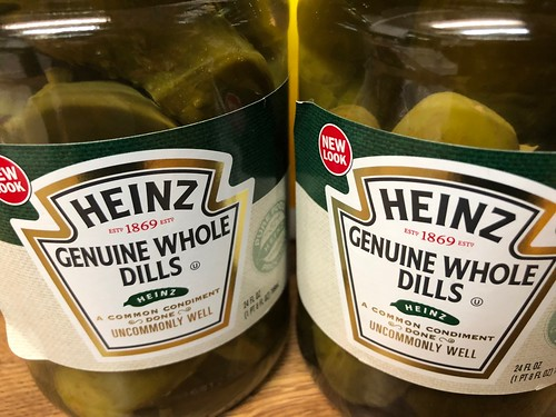 Current pickle obsession