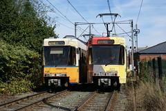 2010-09-20, TEC, Anderlues Monument (Fototak) Tags: tram strassenbahn bn charleroi tec belgium ligne89 6126 7422
