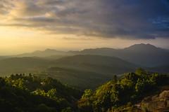 part of the Himalayan (Flutechill) Tags: mountain nature landscape forest scenics outdoors hill sky tree mountainpeak sunset summer cloudsky fog mountainrange beautyinnature morning dawn ruralscene valley chiangmai doiinthanonnationalpark doiinthanon thailand nationalpark nationallandmark exploration