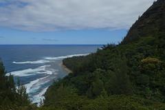 Napali Coast (Sean Munson) Tags: kauai hawaii coast ocean pacificocean kalalautrail water hiking landscape