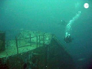 USS Oriskany Dive, July 2008 (6)