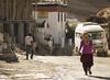 (Flora Eiffel) Tags: india inde canon80d canon 80d explore kaza travel voyage people village woman himalaya himachalpradesh tibet orange mountain rock altitude