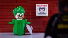 Batman you will not find me :D (black.zack00) Tags: find toys lego batman dc comics comic photographer afol joker wanted