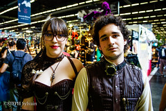 Japan Expo 2017 4e jrs-26 (Flashouilleur Fou) Tags: japan expo 2017 parc des expositions de parisnord villepinte cosplay cospleurs cosplayeuses cosplayers française français européen européenne deguisement costumes montage effet speciaux fx flashouilleurfou flashouilleur fou manga manhwa animes animations oav ova bd comics marvel dc image valiant disney warner bros 20th century fox star wars trek jedi sith empire premiere ordre overwath league legend moba princesse lord ring seigneurs anneaux saint seiya chevalier du zodiaque