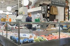 Hötorgshallen, Stockholm (Gösta Knochenhauer) Tags: nik 2017 december panasonic lumix fz1000 dmcfz1000 stockholm sverige sweden schweden suède svezia suecia market p9130135nik p9130135 hötorgshallen