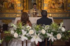 A good husband makes a good wife.... (Just lovin' it) Tags: marriage wedding love couple flowers matrimonio amor union husbandwife