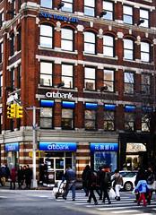 Citi Chinatown (daneshjai) Tags: citi citibank bank banks financial financialinstitution finance wall street wallstreet chinatown nyc manhattan citibanklogo logos