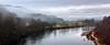 The Silvery Tay (PJ Swan) Tags: river tay scotland fishing winter mist