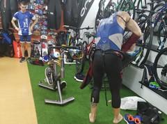 Richi Clavería triatlón Indoor team clavería triatlón World 7
