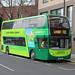 Reading Buses Greenline 702 GO11 LDN 1208, Hammersmith Bridge Road 13.1.18