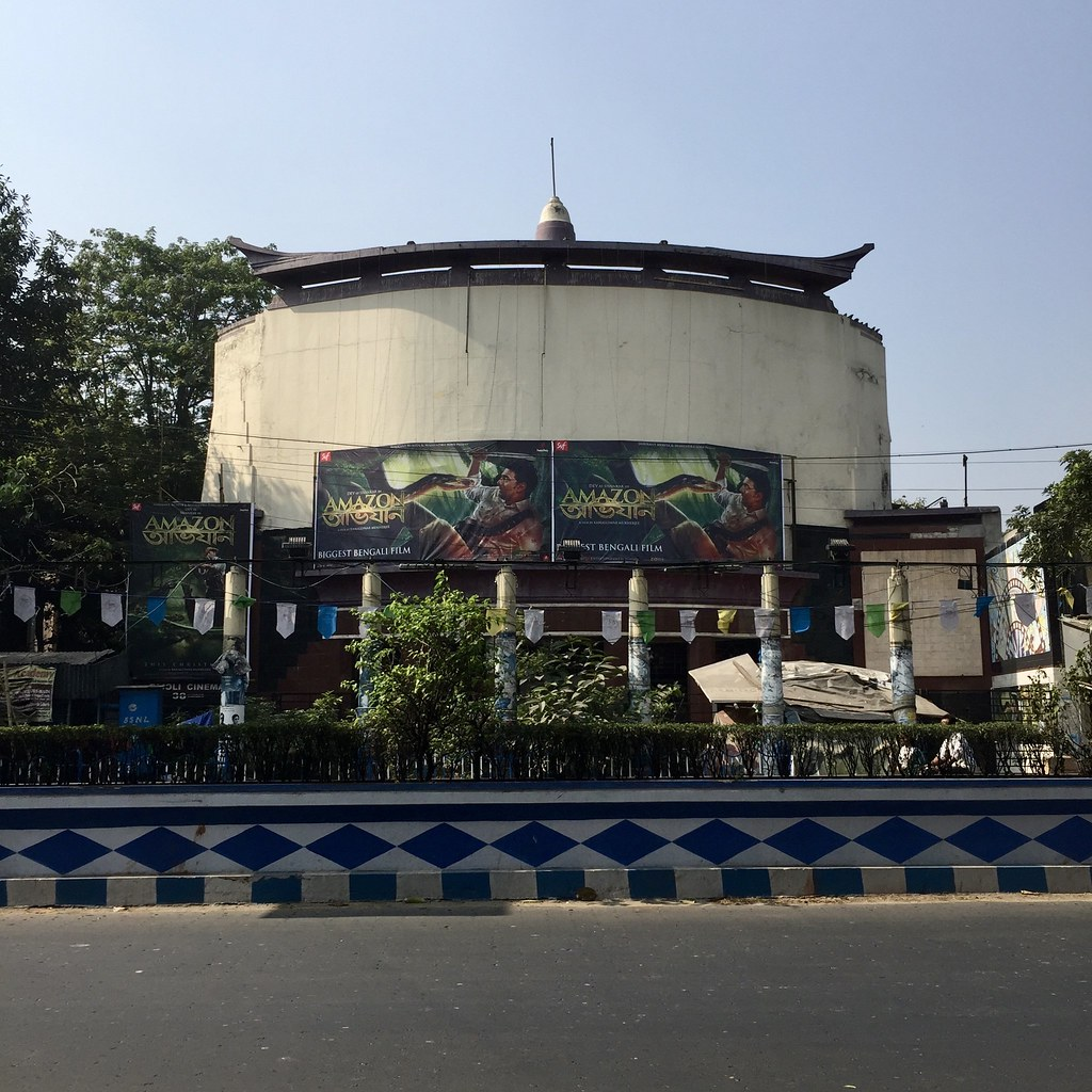 Unknown Places To Visit In Kolkata: The World's Best Photos Of Cinema And Kolkata