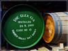 Aged 10 years ... (Badenfocus_Thanks for 975k views) Tags: badenfocus lgstylus2 harz zorge hammerschmiede glenels whisky distillery fass cask grün gelb angelsshare