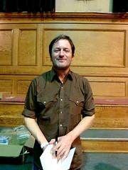 Willy Vlautin (buckaroo kid) Tags: london uk camden cecilsharpehouse writer author musician nevada richmondfontaine delines