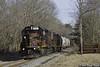 MC-4 at Elm Street (Roman Daniels) Tags: mass coastal railroad gp50 2010 mc4 fall river sub
