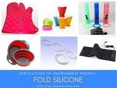 Fold Silicone Applications for Houseware Products (Leda Silicone) Tags: siliconerubber foldsilicone glove foldedcup strainer sealingring keyboard siliconeware houseware