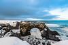 Gatklettur (Þorkell) Tags: brim winter cliffs surf snow iceland clouds klettar nikkorafs1635mmf4gedvr rocks snæfellsnes sjór gatklettur arnarstapi nikond750 cliff sea westernregion is