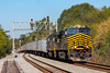 NKP Roadrailer Service (Kyle Yunker) Tags: ns norfolk southern nkp nickel plate road heritage unit es44ac general electric ge roadrailer triple crown
