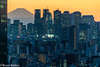 180302 Bunkyo Civic Center.jpg (Bruce Batten) Tags: locations fuji tokyo urbanscenery mountains buildings subjects japan honshu bunkyōku tōkyōto jp sunsets