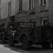 Jeeps in WWII