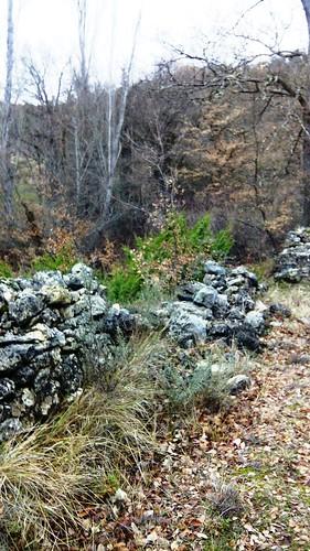 Senderismo por Cueva de Manzanedo en Burgos