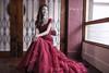 花嫁 (SU QING YUAN) Tags: wedding red girl model face light portrait a7r3 35mmf14lii 35l