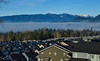 Above the Clouds (SonjaPetersonPh♡tography) Tags: mapleridge clouds valleyclouds bc britishcolumbia canada city homes buildings mountains mountainlandscape nikon nikond5300 sky landscape scenery scenic houses subdivision viewpoint