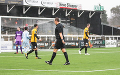 Cray Wanderers 1 Lewes 2 20 01 2018-98.jpg (jamesboyes) Tags: lewes cray bromley football bostik isthmian fa soccer action goal game celebrate celebration sport athlete footballer canon dslr