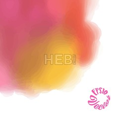 Beautiful vector watercolor background (Hebstreits) Tags: abstract art backdrop background banner beauty brush color decoration design element frame graphic grunge illustration ink instagram logo paint paper pink red splash square stroke template texture vector wallpaper water watercolor white