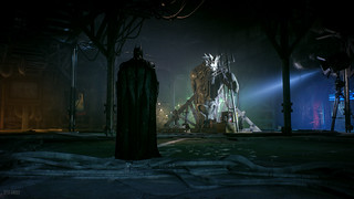Batman: Arkham Knight / Visiting the Stages (Alt)