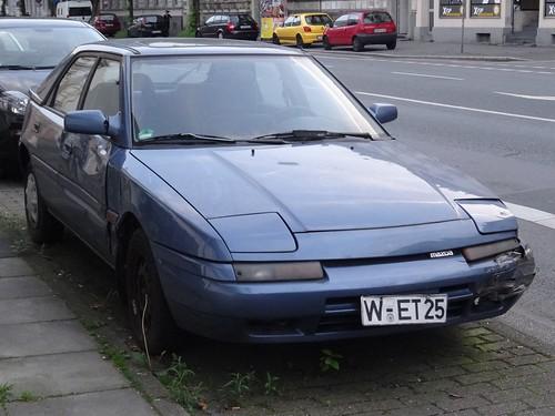 1990's Mazda 323 F